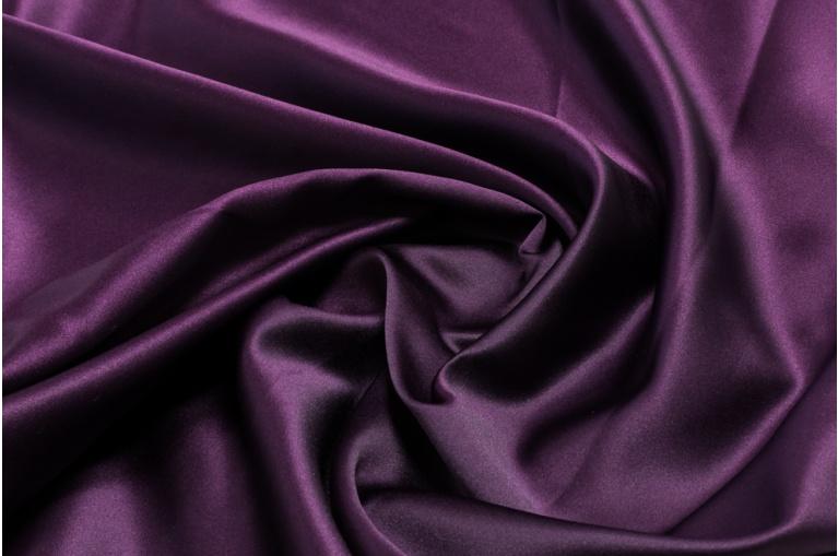 173b5b489292 Metráž - Satén Pes TM. FIALOVÝ TL.05930024 - látka na šaty ...