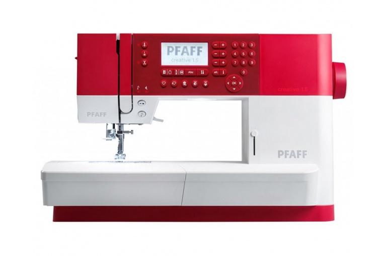 0690c34e4ee5 Pfaff Creative 1.5 + vyšívací jednotka