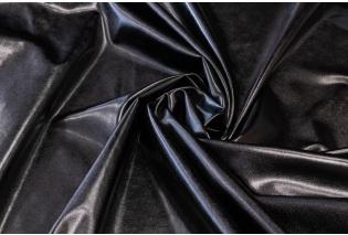 1be1dd019b7e Metráž - Plavkovina ČERNÁ METALLIC 69 - látka na plavky a taneční kostýmy